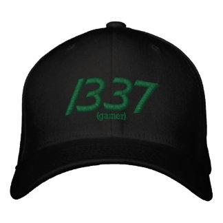Casquette Brodée Bonnet Élite - 1337