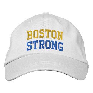 Casquette Brodée Boston fort