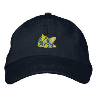 Casquette Brodée Bully chapeau