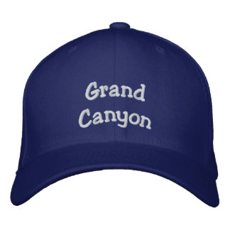 Casquette Brodée Canyon grand