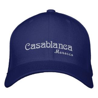Casquette Brodée Casablanca