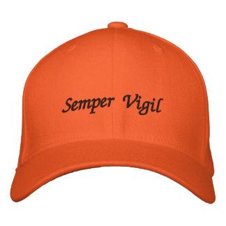 """Casquette Brodée Chapeau de """"sentinelle"""" de vigile de Semper (pour"""