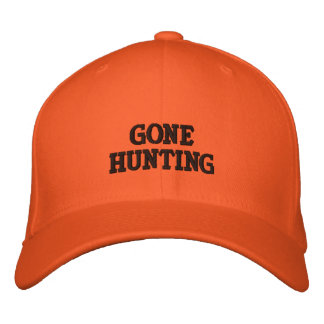 Casquette Brodée chasse