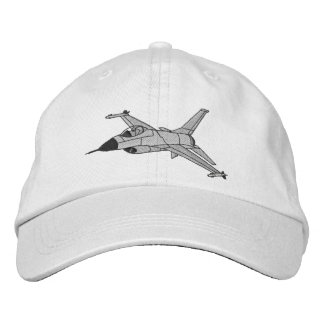 Casquette Brodée Chasseur F-16