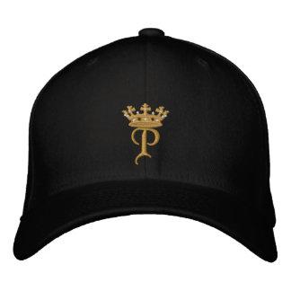 Casquette Brodée Couverture de couronne première - VI