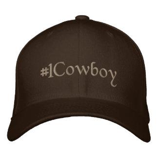 Casquette Brodée Cowboy #1