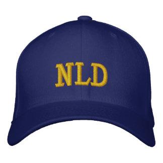 Casquette Brodée Danseurs de lumières du nord de NLD