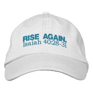 Casquette Brodée De HAUSSE 40:28 d'Isaïe ENCORE - 31
