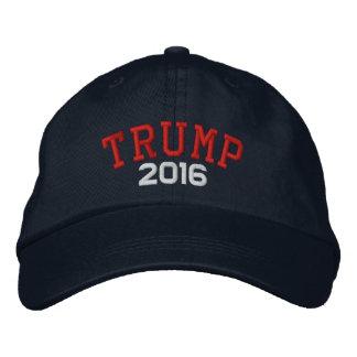 Casquette Brodée Donald Trump - président 2016
