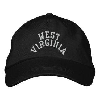 Casquette Brodée État de la Virginie Occidentale brodé
