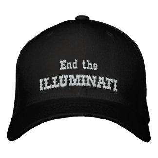 Casquette Brodée Finissez l'illuminati