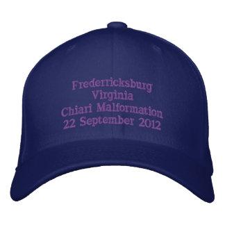 Casquette Brodée Fredericksburg la Virginie