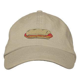 Casquette Brodée Hot-dog