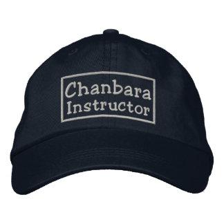 Casquette Brodée Instructeur de Chanbara
