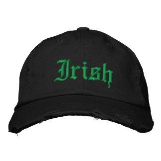 Casquette Brodée Irlandais