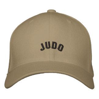 Casquette Brodée judo