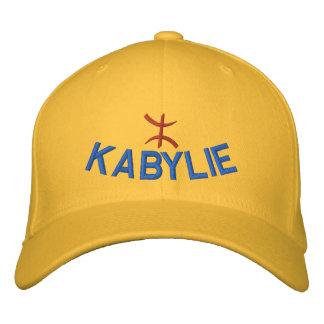 CASQUETTE BRODÉE KABYLIE