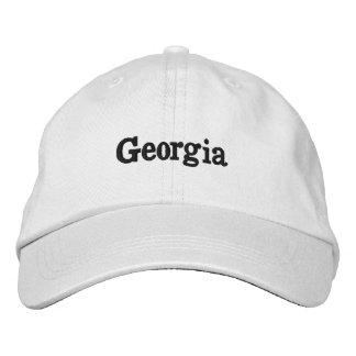 Casquette Brodée La Géorgie