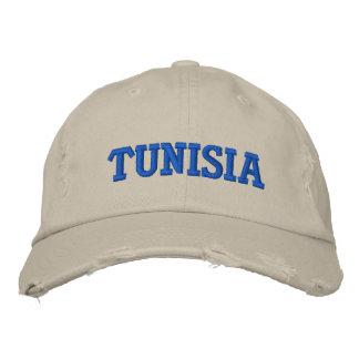 CASQUETTE BRODÉE LA TUNISIE