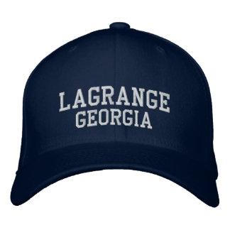 Casquette Brodée Lagrange la Géorgie