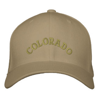 Casquette Brodée Le Colorado
