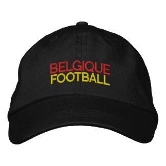 CASQUETTE BRODÉE LE FOOTBALL DE BELGIQUE