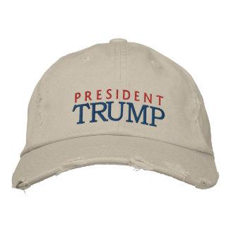 Casquette Brodée Le Président Donald Trump