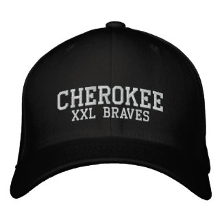 Casquette Brodée Le xxl cherokee brave