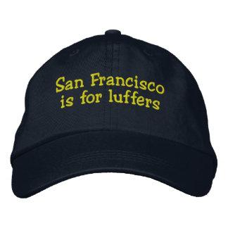 Casquette Brodée Luffers_San Francisco