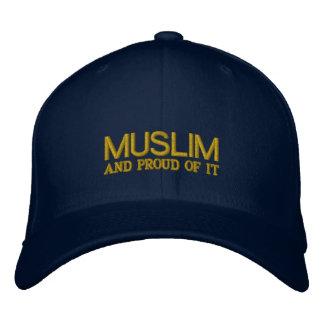 Casquette Brodée Musulmans