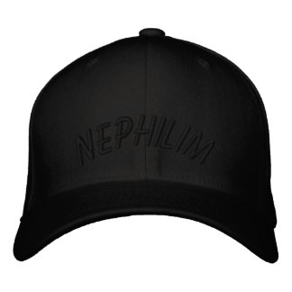 Casquette Brodée nephilim
