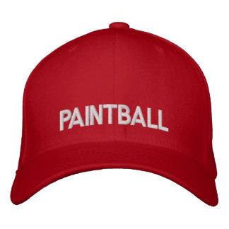 Casquette Brodée Paintball