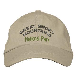 Casquette Brodée Parc national de Great Smoky Mountains