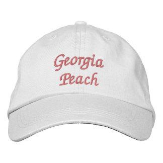 Casquette Brodée Pêche de la Géorgie