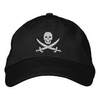 Casquette Brodée Pirate