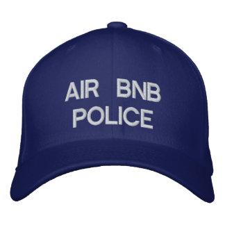Casquette Brodée POLICE de l'AIR BNB disponible chez eZaZZleMan.com