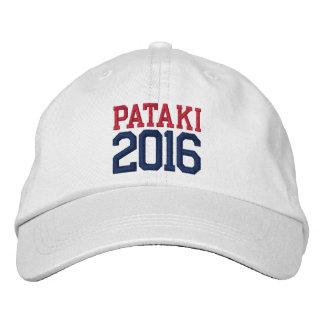 Casquette Brodée Président 2016 de George Pataki