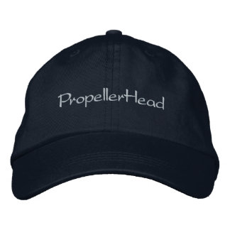 Casquette Brodée PropellerHead