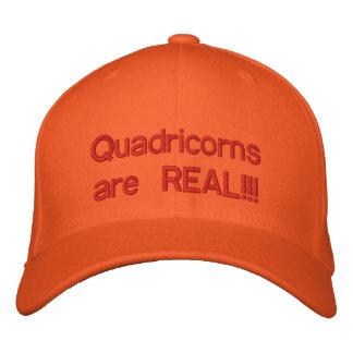 Casquette Brodée Quadricorns sont VRAI ! ! !