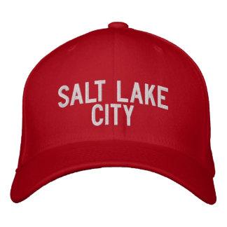 Casquette Brodée Salt Lake City