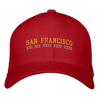Casquette Brodée San Francisco