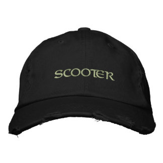 Casquette Brodée Scooter
