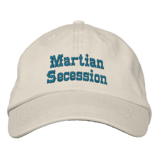 Casquette Brodée Secession martienne