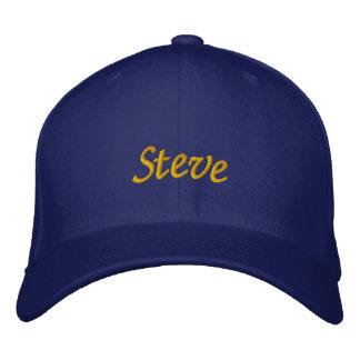Casquette Brodée Steve
