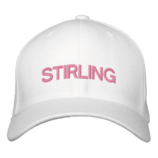 Casquette Brodée Stirling