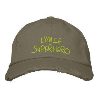 Casquette Brodée Super héros de Lymie