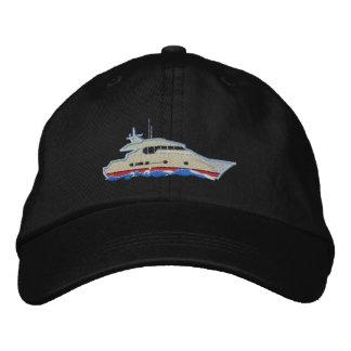 Casquette Brodée Yacht