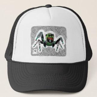 Casquette Bugzter - araignée velue heureuse