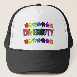 Casquette Camionneur de personnes de Lil de diversité
