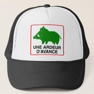 Casquette camionneur - UNE ARDEUR D'AVANCE